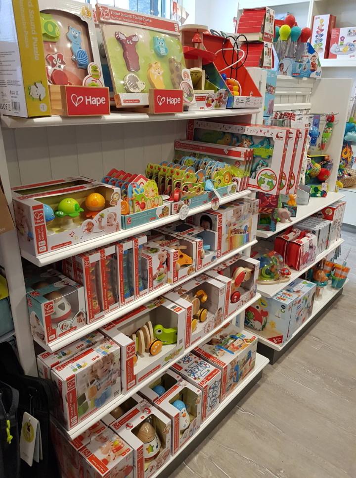 Auswahl Spielsachen Sortiment Werl